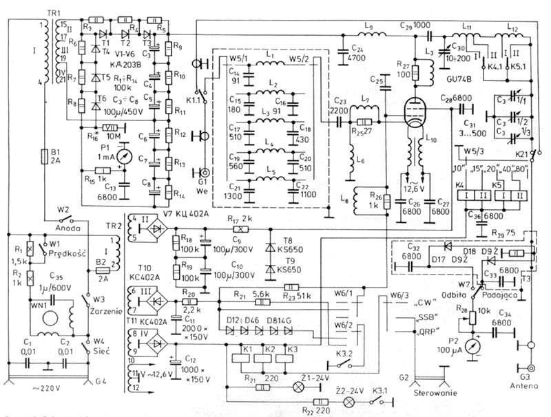 Rf Linear Amplifier Schematics Free Download Oasis Dl Co